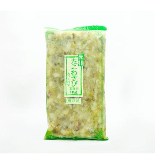 Tako Wasabi 1pkt/1kg