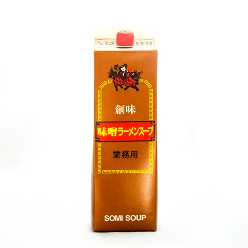 Somi Miso Ramen Sauce 1.8l