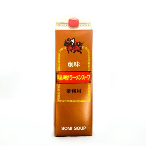 Somi Miso Ramen Sauce 1L