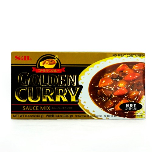 S&B Golden Curry 1pkt/450g