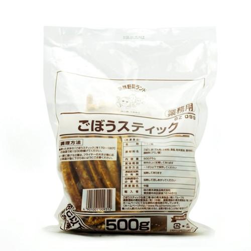 Gobo Stick 500g/pkt