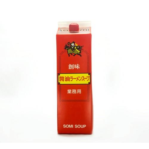 Somi Shoyu Ramen Sauce 1L
