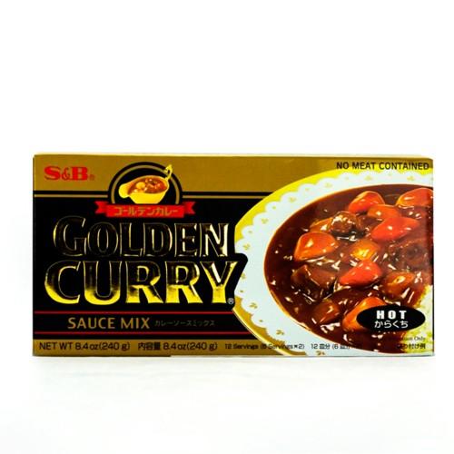 S&B Golden Curry 1pkt/450g