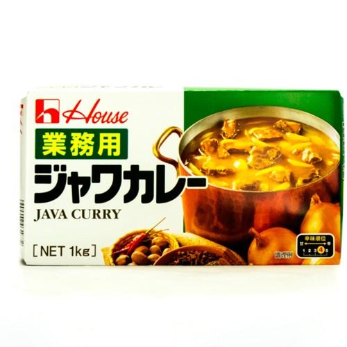 House Brand Java Curry 1box/1kg